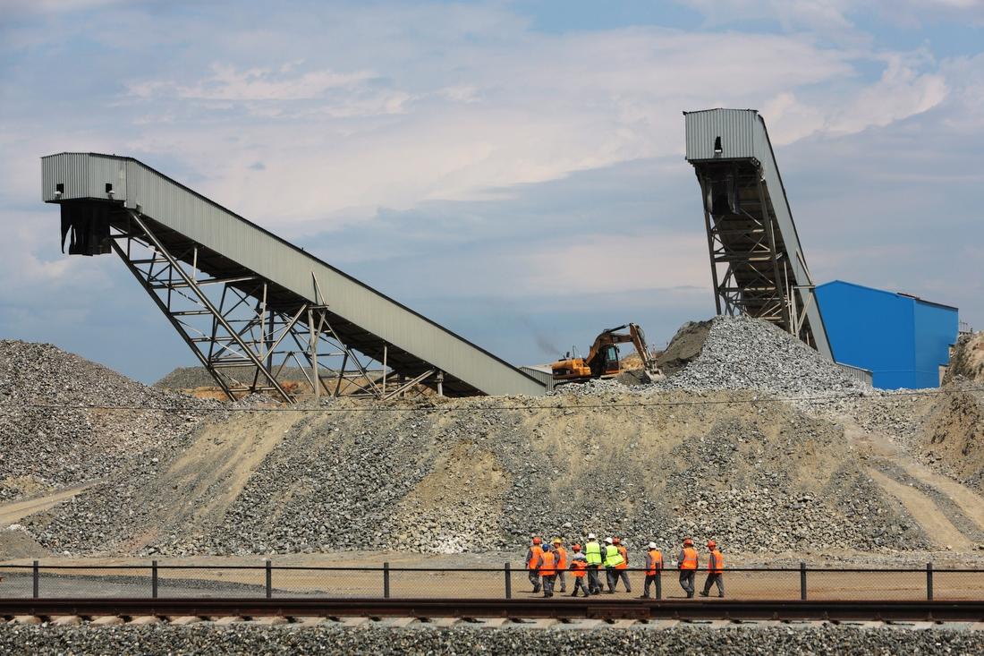 о новых технологиях добычи руды белье подходит для