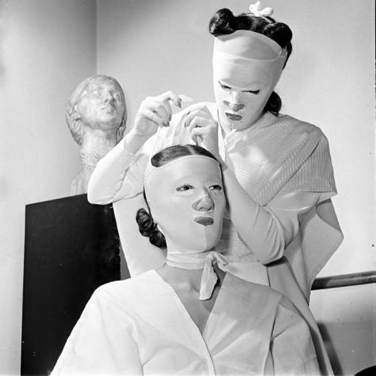 1940s beauty treatments Особенности процедур красоты столетней давности