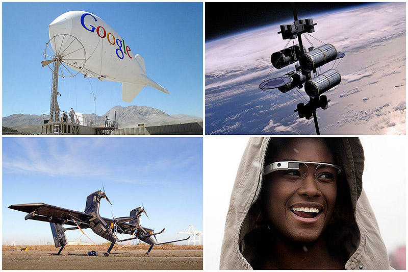 Разработки будущего