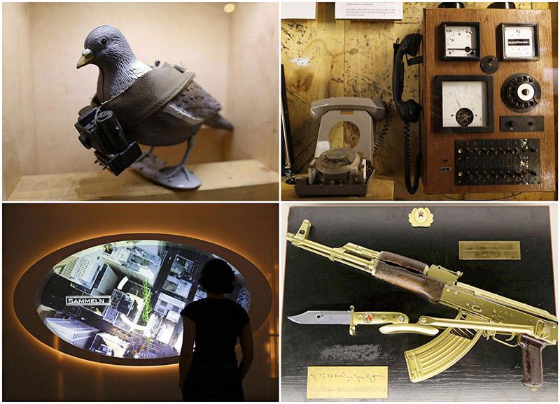 BIGPIC62 Совершенно секретно: музей шпионажа в Германии