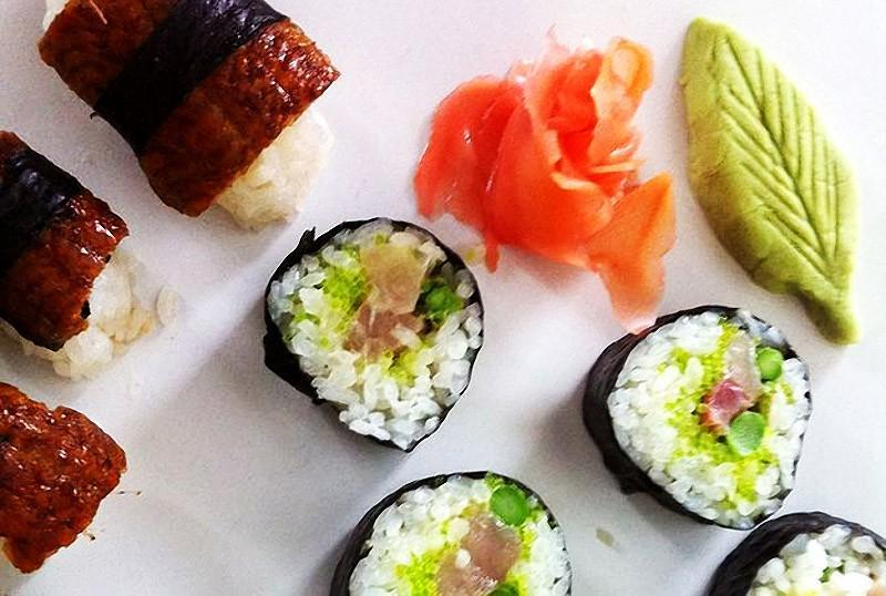 EatingSushi11 Как правильно есть суши