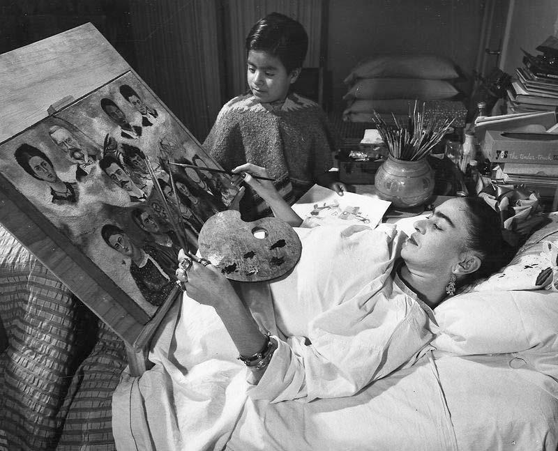 FridaKalo 6 Гениальная художница Фрида Кало