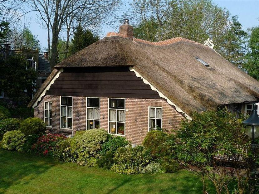 Giethoorn13 Гитхорн: деревня, где нет дорог