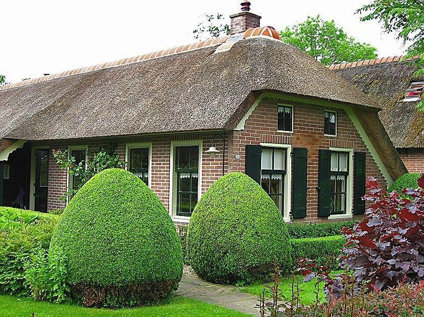 Giethoorn32 Гитхорн: деревня, где нет дорог