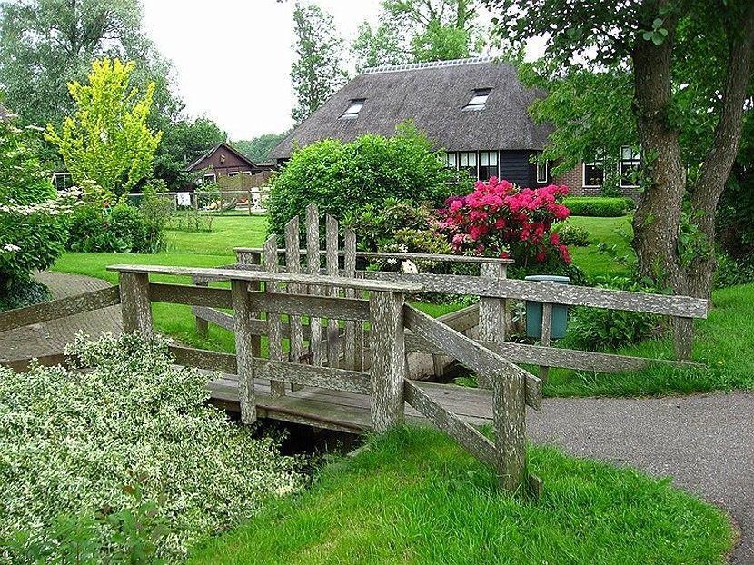 Giethoorn36 Гитхорн: деревня, где нет дорог