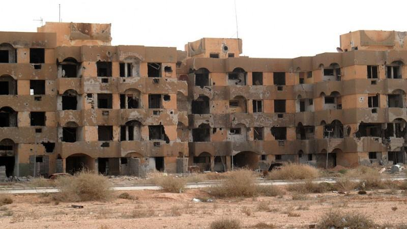 Ливия пытается вернуться к нормальной жизни послевойны