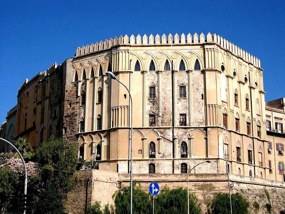 Palermo01 Главные достопримечательности Палермо