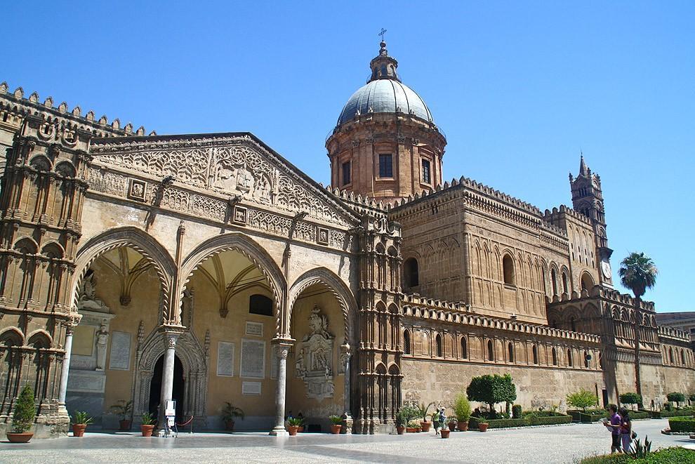 Palermo03 Главные достопримечательности Палермо