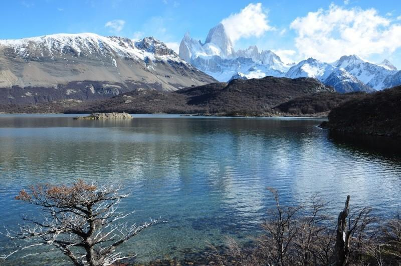 Patagonia23 800x531 Патагония: Прогулка к горе Фицрой