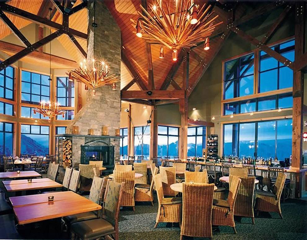 Restaurants07 10 ресторанов с самыми потрясающими видами