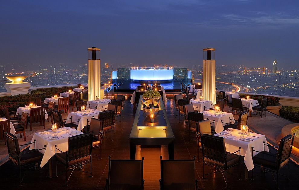 Restaurants08 10 ресторанов с самыми потрясающими видами