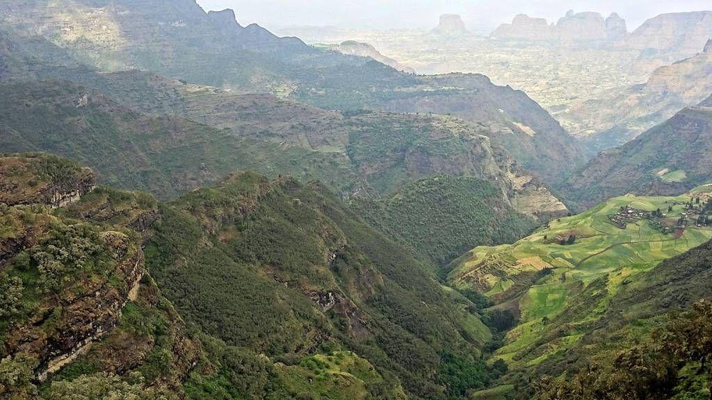 RoofofAfrica07 «Крыша Африки»: впечатляющая красота Эфиопского нагорья