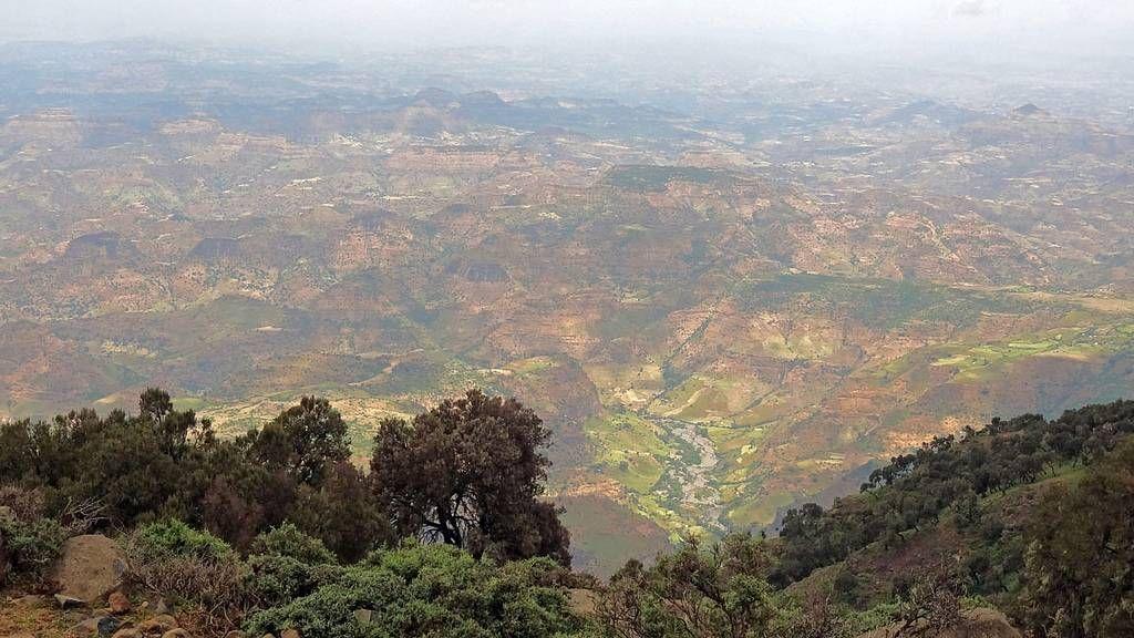 RoofofAfrica09 «Крыша Африки»: впечатляющая красота Эфиопского нагорья