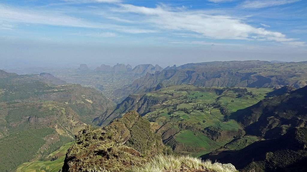 RoofofAfrica21 «Крыша Африки»: впечатляющая красота Эфиопского нагорья