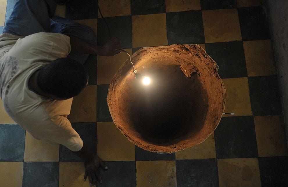 Sinkholes08 Карстовые воронки   когда земля разверзается