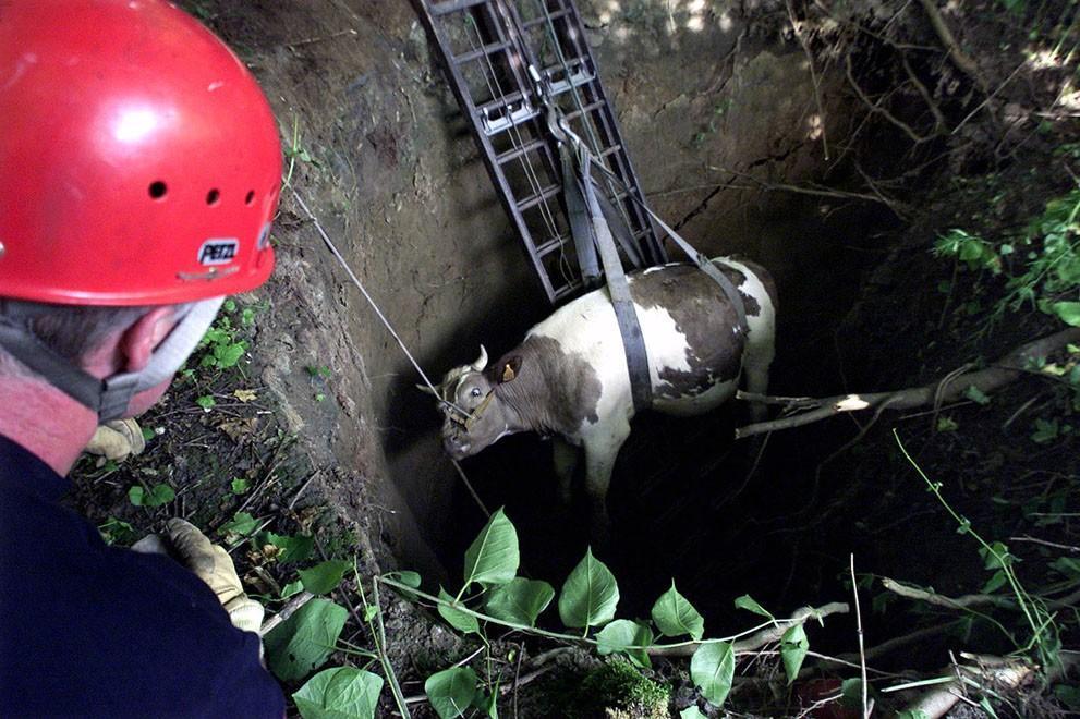 Sinkholes11 Карстовые воронки   когда земля разверзается