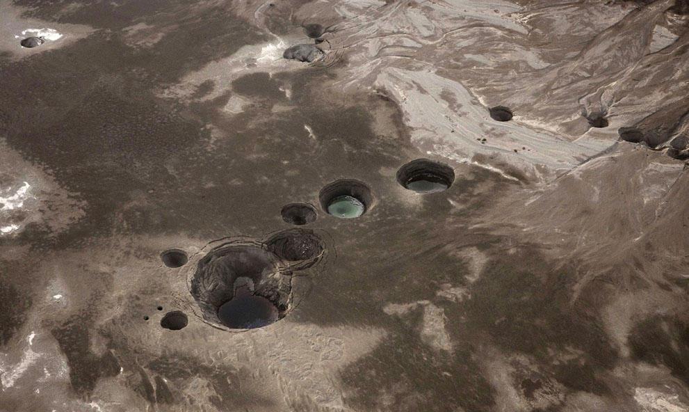 Sinkholes15 Карстовые воронки   когда земля разверзается