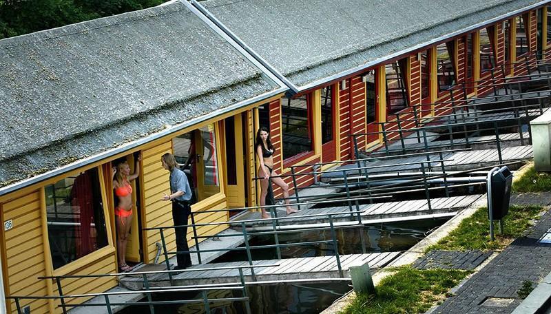 Utrecht01 Проститутки на плавучих баржах в Утрехте