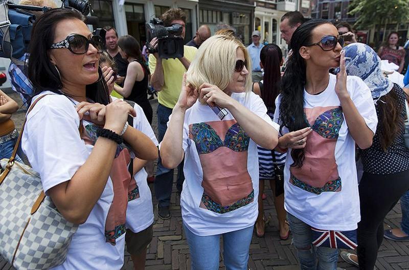 Utrecht02 Проститутки на плавучих баржах в Утрехте