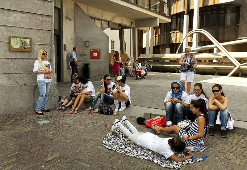 Utrecht03 Проститутки на плавучих баржах в Утрехте
