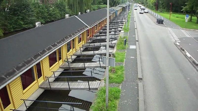 Utrecht06 Проститутки на плавучих баржах в Утрехте