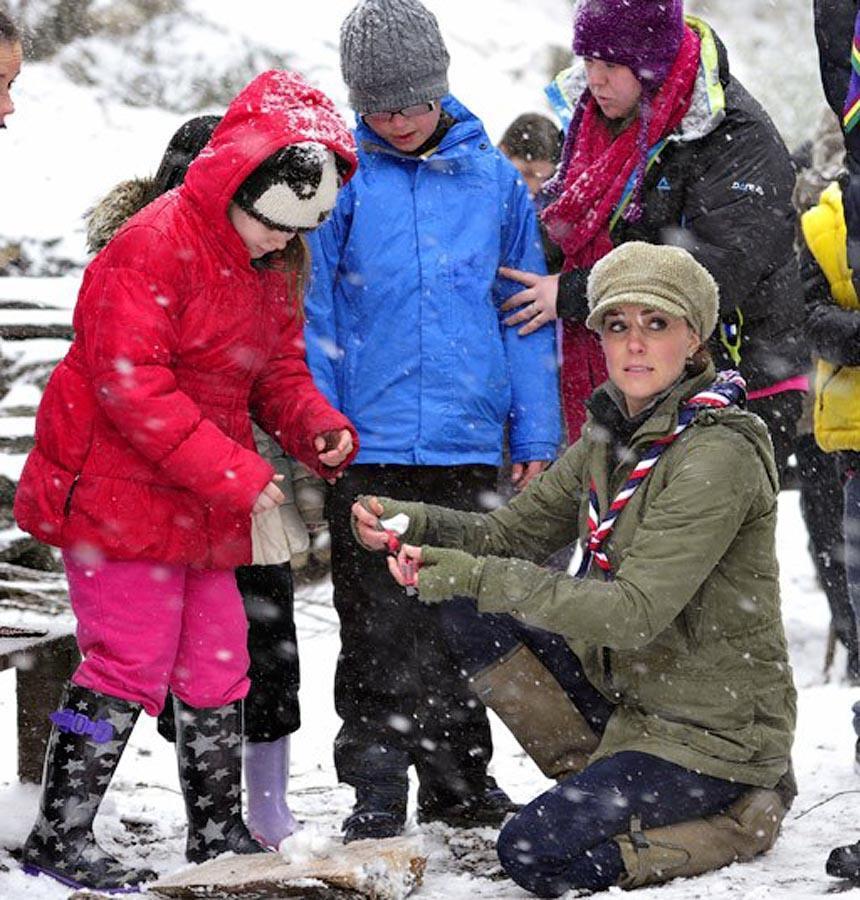 dutchess06 15 появлений беременной Кейт Миддлтон на публике