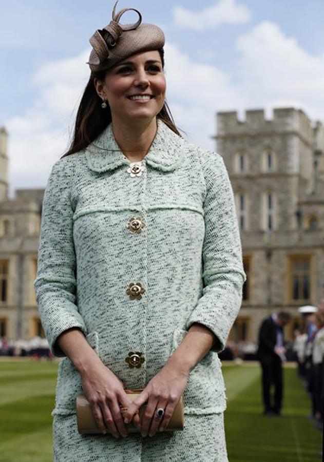 dutchess07 15 появлений беременной Кейт Миддлтон на публике