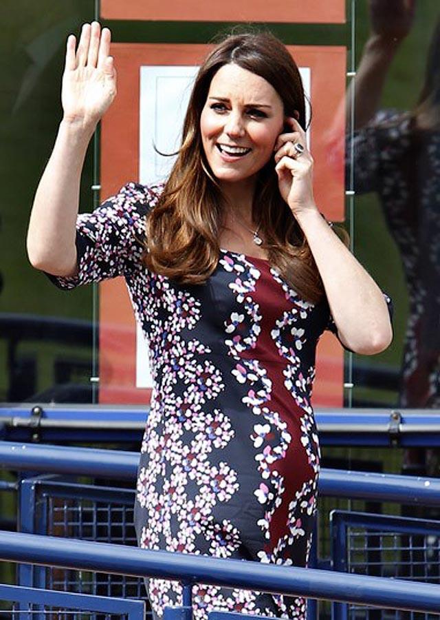 dutchess08 15 появлений беременной Кейт Миддлтон на публике