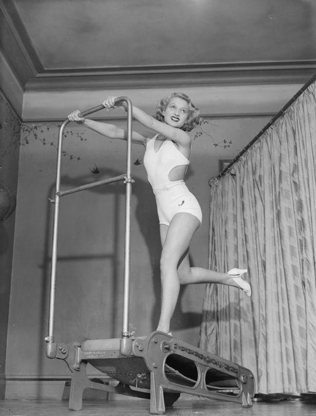 fitness02 Как выглядел фитнес начала ХХ века