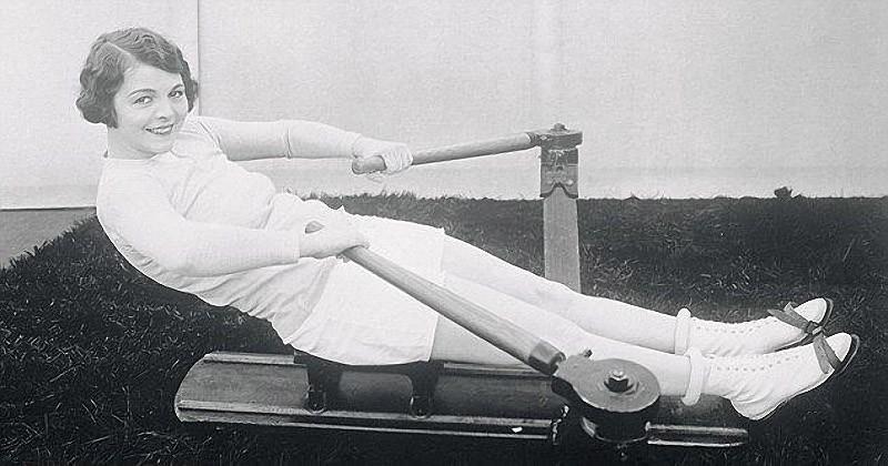 fitness05 Как выглядел фитнес начала ХХ века