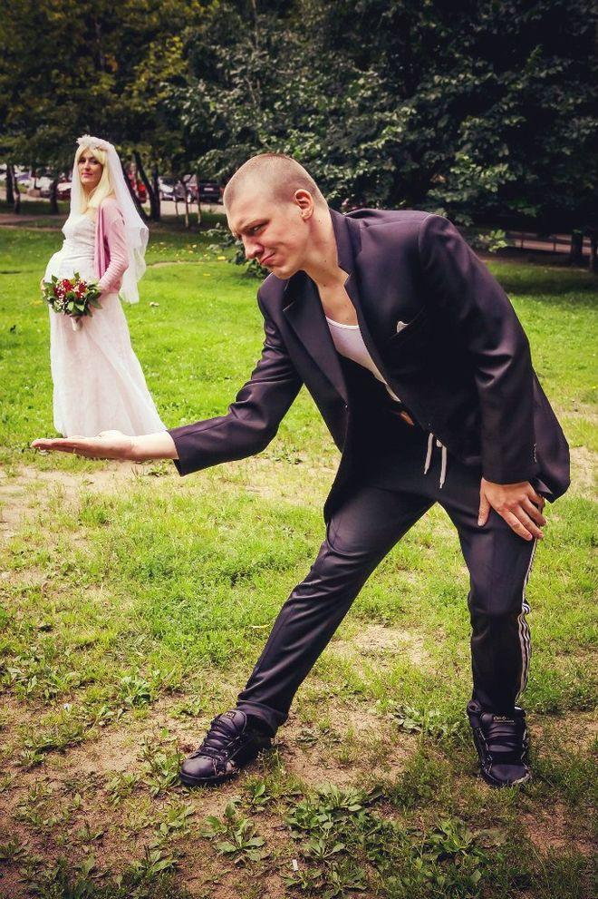 gopwedding01 Быдлогоп Свадьба Ирины и Виталика