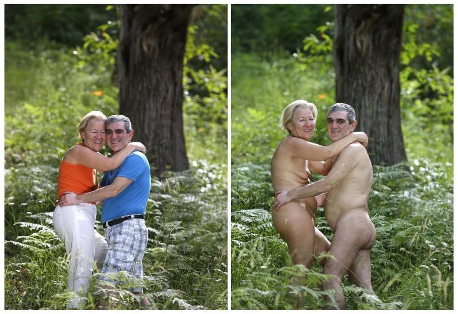 iNudisti12会议在意大利的裸体主义者
