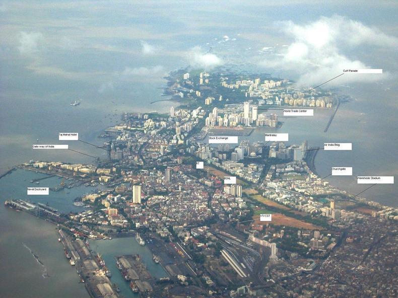 islands04 10 самых густонаселённых островов мира