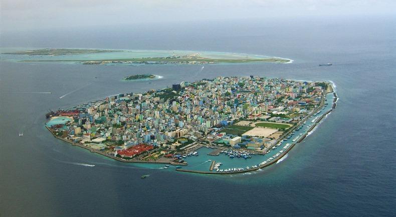 10 самых густонаселённых островов мира