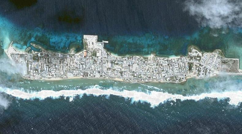 islands08 10 самых густонаселённых островов мира