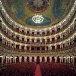 Самые потрясающие интерьеры знаменитых оперных театров мира