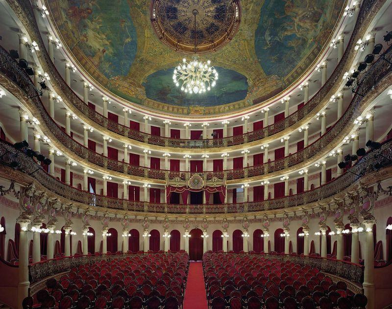 opera00 Потрясающие интерьеры лучших оперных театров мира