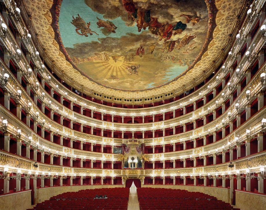 opera01 Потрясающие интерьеры лучших оперных театров мира