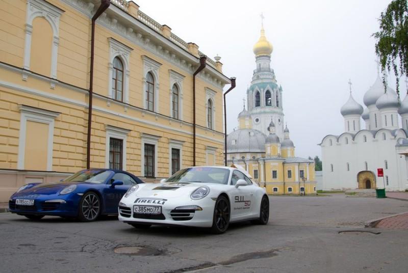 porsche day3 02 800x536 911 часов с 911: Вологда – Череповец