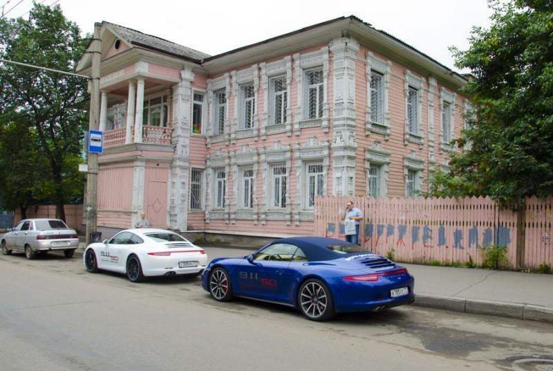 porsche day3 03 800x536 911 часов с 911: Вологда – Череповец