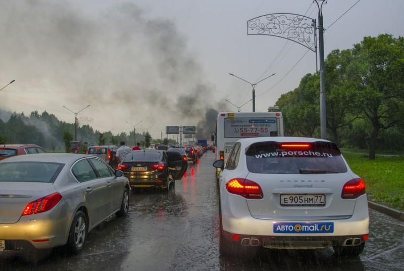 porsche day3 15 800x536 911 часов с 911: Вологда – Череповец