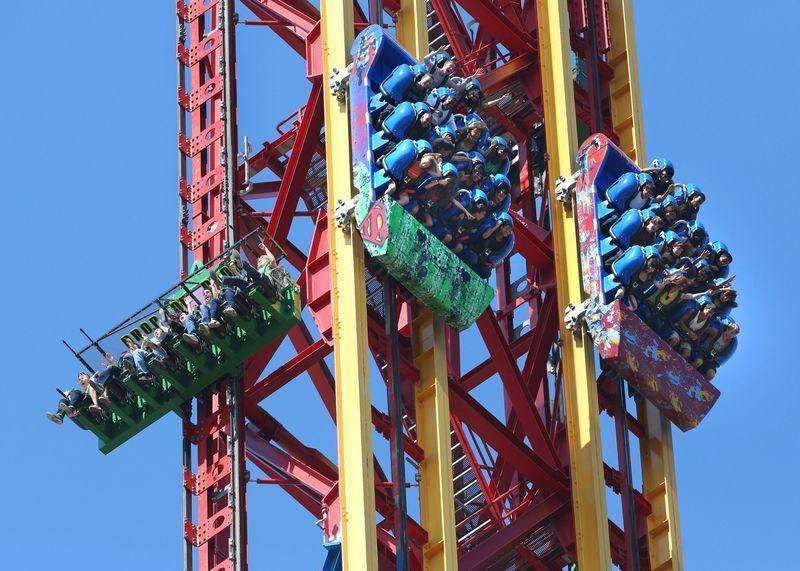 rides08 Самые пугающие аттракционы мира