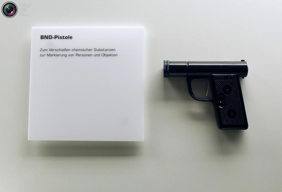 spymuseum01 Совершенно секретно: музей шпионажа в Германии