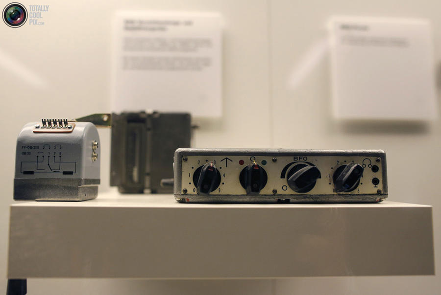 spymuseum03 Совершенно секретно: музей шпионажа в Германии