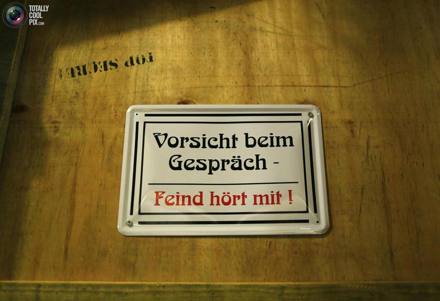 spymuseum07 Совершенно секретно: музей шпионажа в Германии