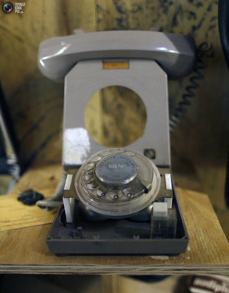 spymuseum08 Совершенно секретно: музей шпионажа в Германии
