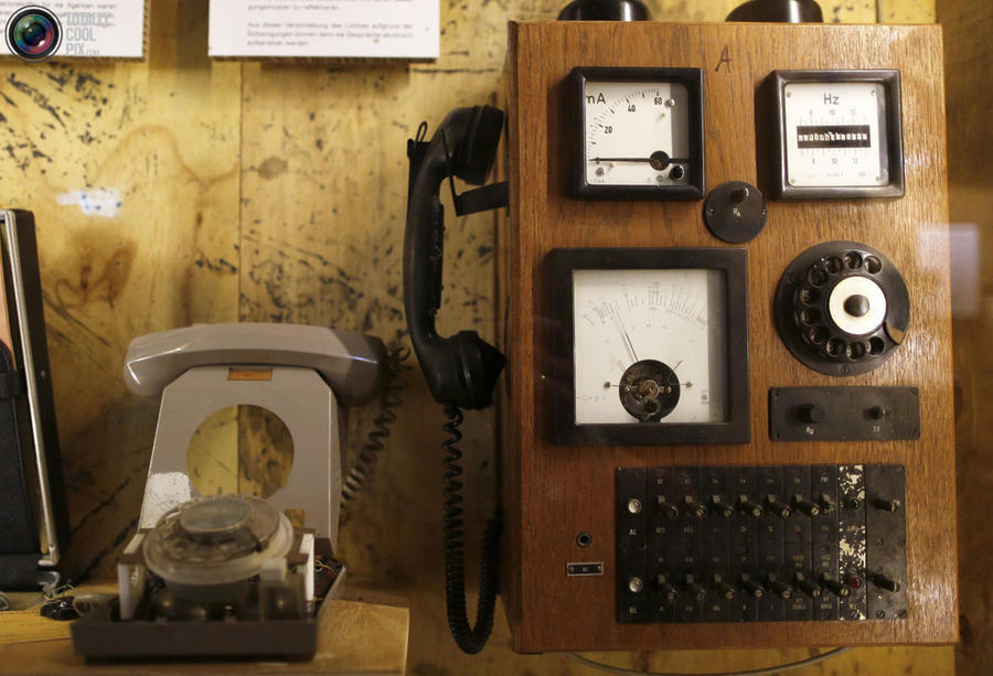 spymuseum09 Совершенно секретно: музей шпионажа в Германии