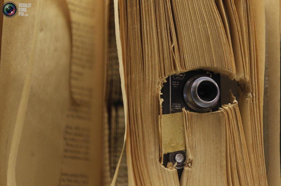 spymuseum11 Совершенно секретно: музей шпионажа в Германии