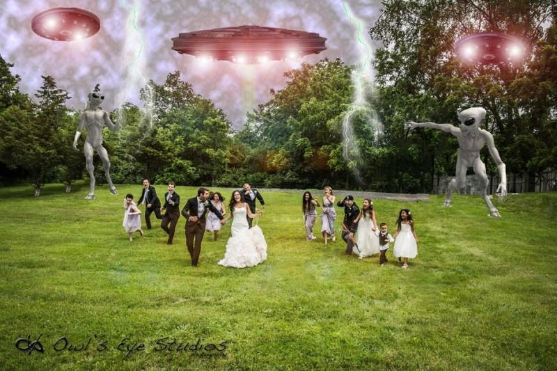 weddingtrend05 800x533 7 самых крутых свадебных фото в новом тренде