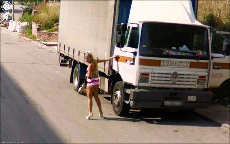 wtfgoogle02 25 самых неожиданных снимков сервиса Google Street View